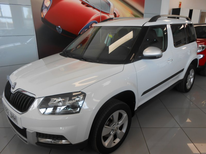 Skoda Yeti 1.2 TSI Outdoor Ambition