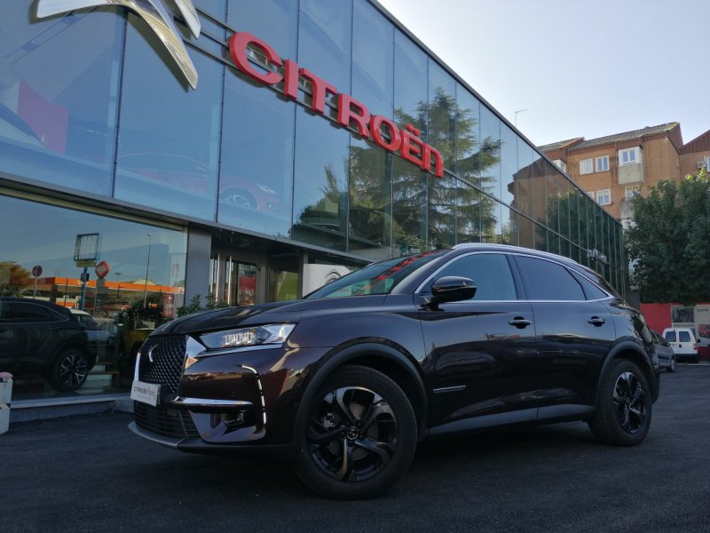 DS DS 7 Crossback BlueHDi 96kW (130CV) SO CHIC So Chic