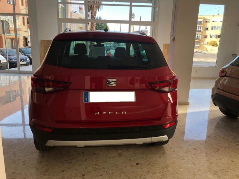SEAT Ateca 1.6 TDI 115CV St&Sp Eco Xcellence