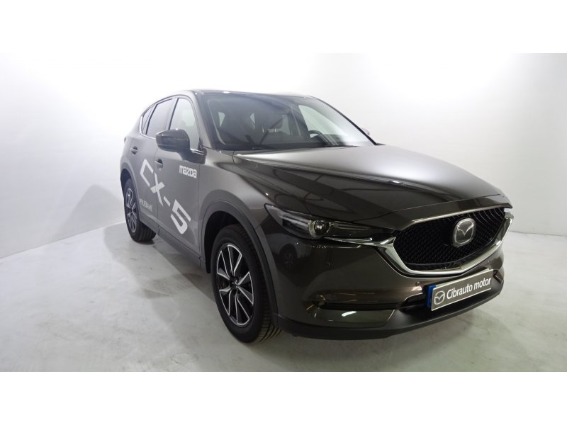 Mazda CX-5 2.2 D 135kW AWD AT Zenith White Sky Cru ZENITH