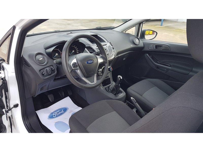 Ford Fiesta Van 1.4 TDCi -