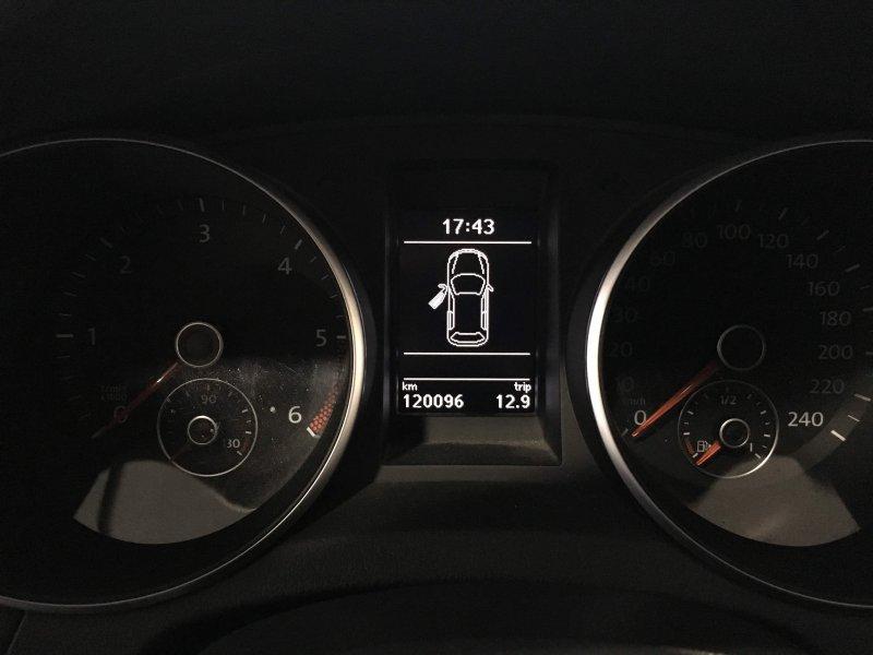 Volkswagen Golf VI 1.6 TDI 105 Tech Advance BlueMotion