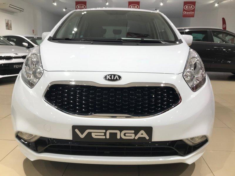 Kia Venga 1.4 CVVT 66kW (90CV) x-Tech17