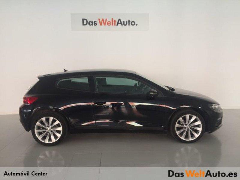 Volkswagen Scirocco 2.0 TDI 140cv DSG Limited Edition