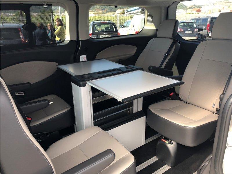 Ford Tourneo Custom 2.0 TDCI 125kW (170CV) L1 Auto Titanium