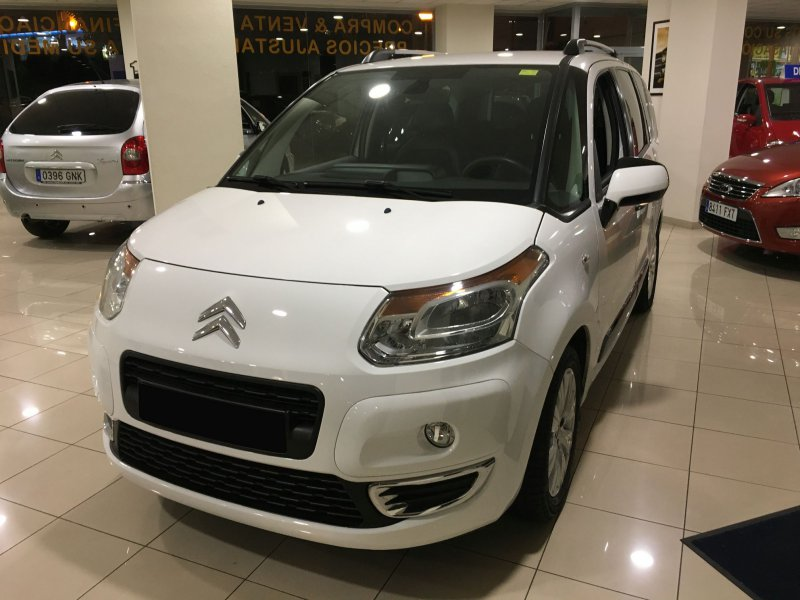 Citroen C3 Picasso VTi 120cv Exclusive