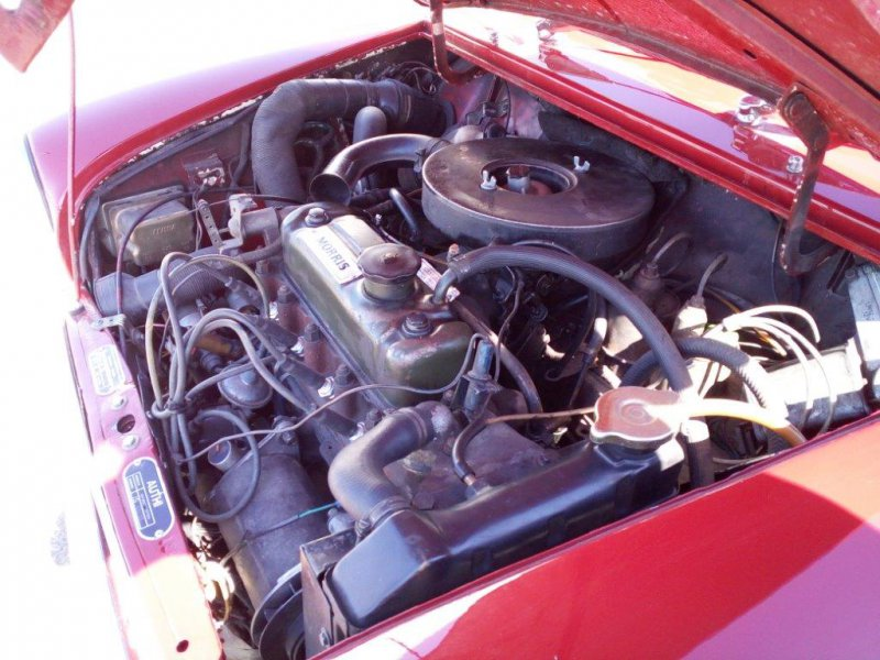 Mini Mini Morris Mini 1000