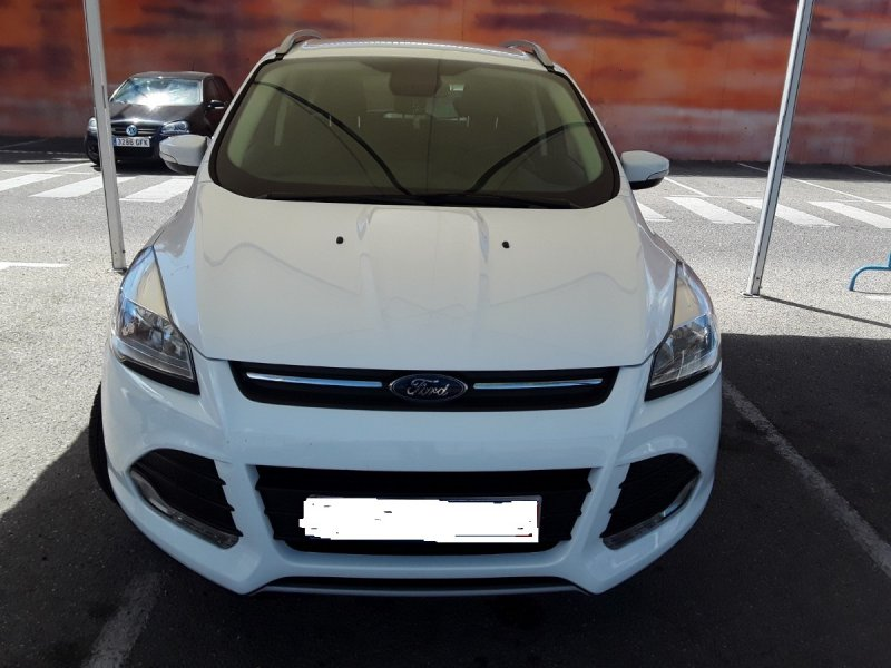 Ford Kuga 2.0 TDCi 120 4x2 A-S-S Trend