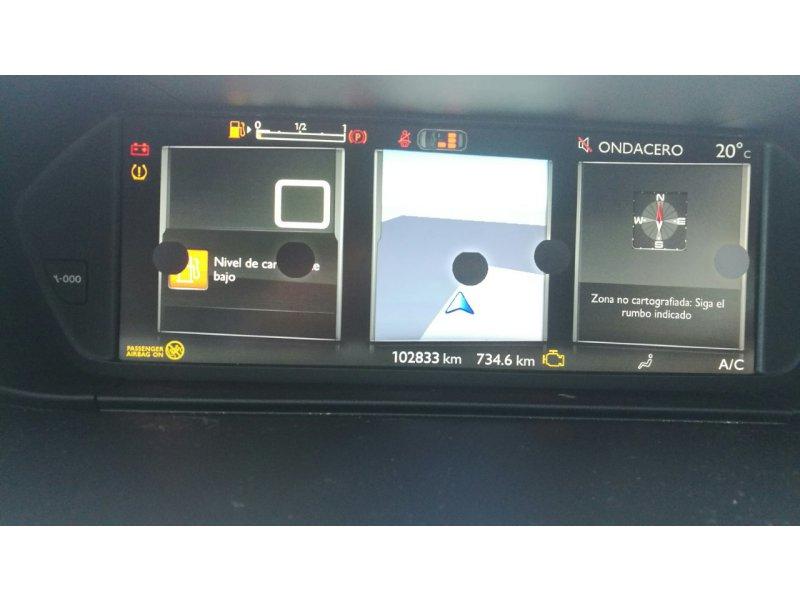 Citroen C4 Picasso 1.6 e-HDi 115cv Intensive