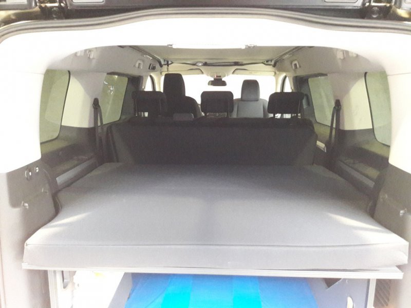 Citroen Spacetourer Talla M BlueHDi 85KW (115CV) Camperizada. Business