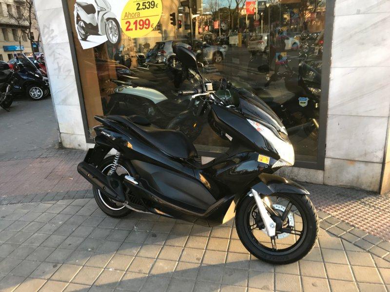Honda-Moto PCX 125 Euro 3