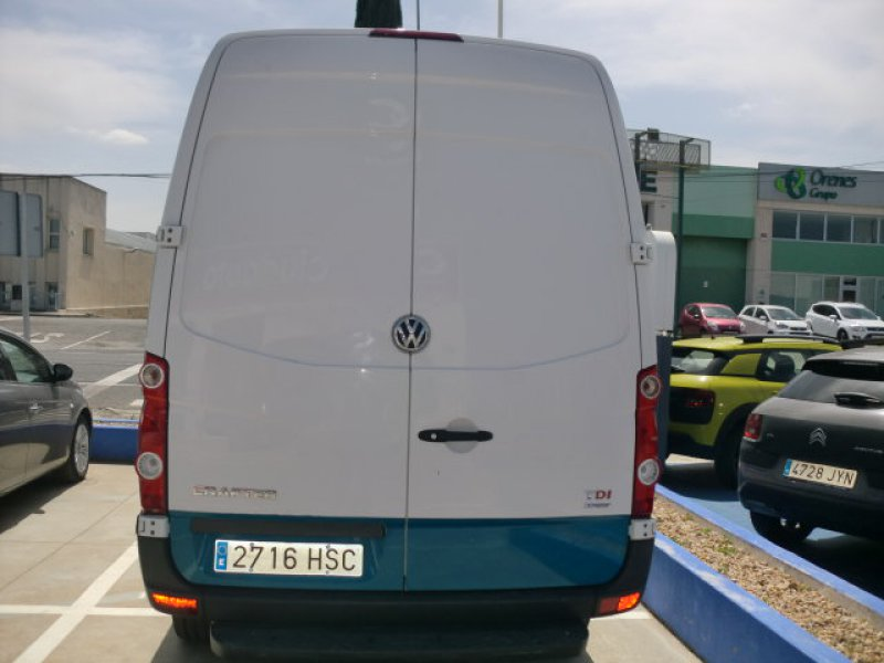 Volkswagen Crafter 35 2.0 TDI 163cv BMT Largo T.Alto PRO