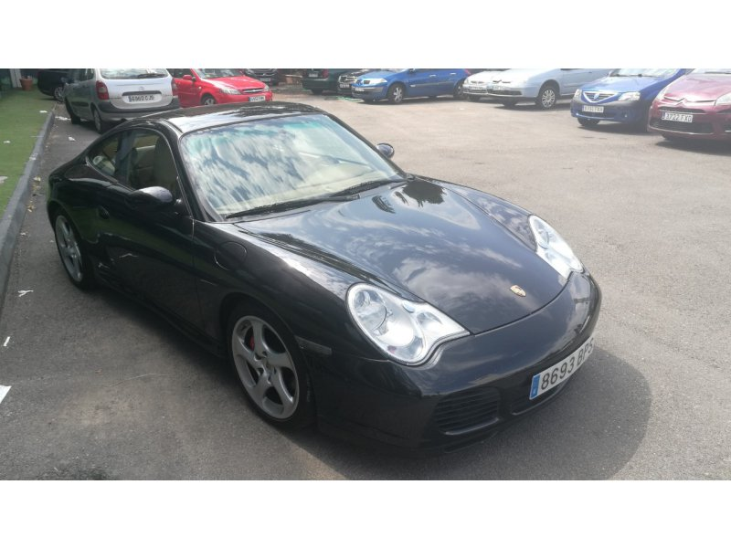 Porsche 996 3.6 carrera 4 s