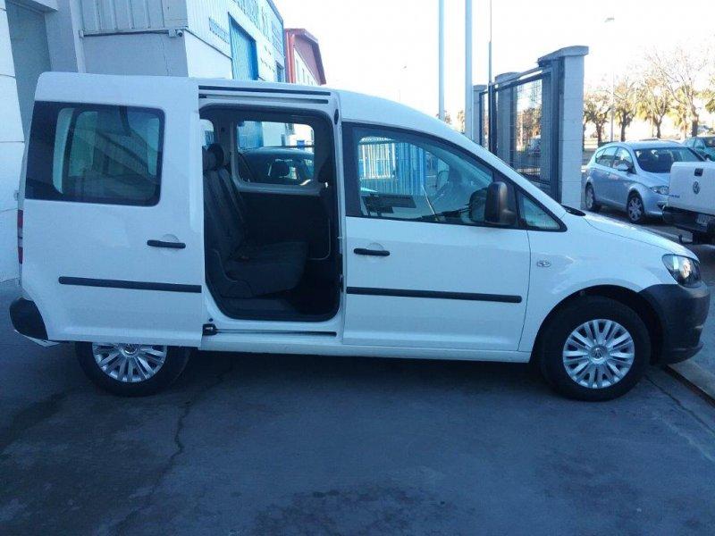 Volkswagen Caddy 1.6 TDI 102cv BMT 5pl Kombi PRO