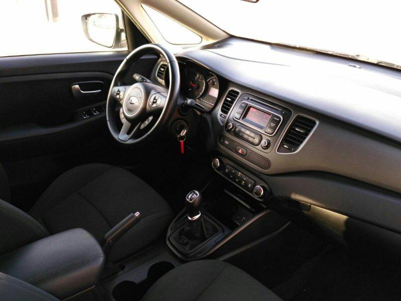 Kia Carens 1.7 CRDi VGT 115cv DCT Concept