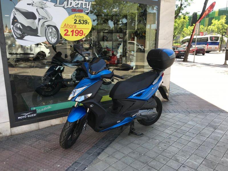 Kymco Agility City 125 125 cc