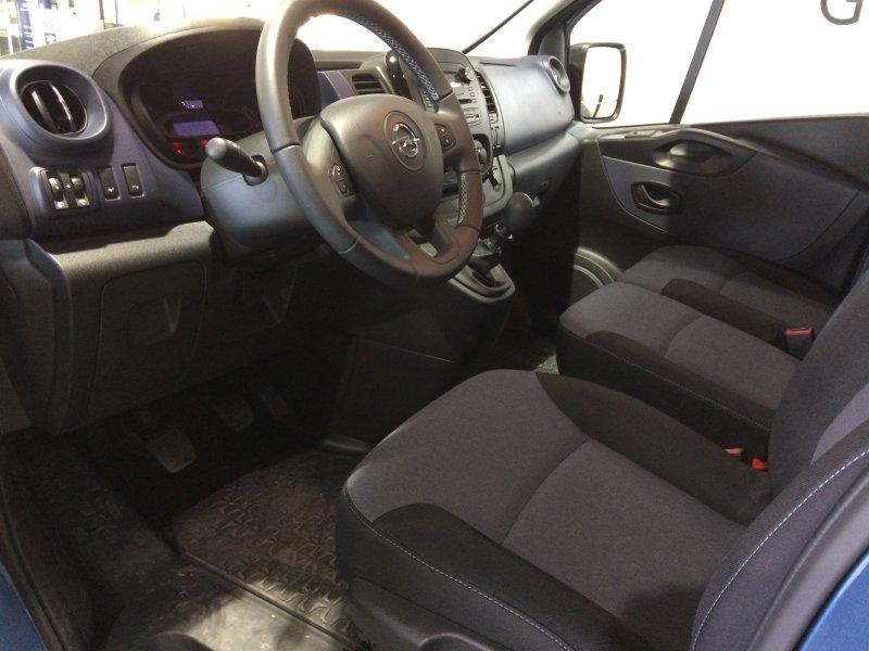 Opel Vivaro 1.6 CDTI S/S 125 CV L1 2.7t Combi-9