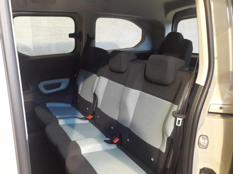 Citroen Berlingo Talla XL BlueHDi 100 FEEL 7 plazas. Feel