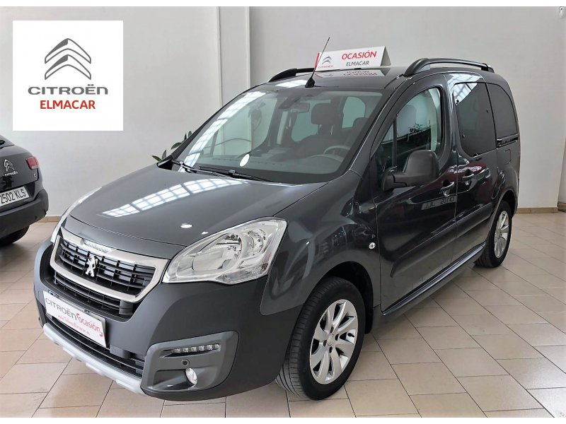 Peugeot Partner TEPEE 1.6 BlueHDi 73KW Adventure Edition