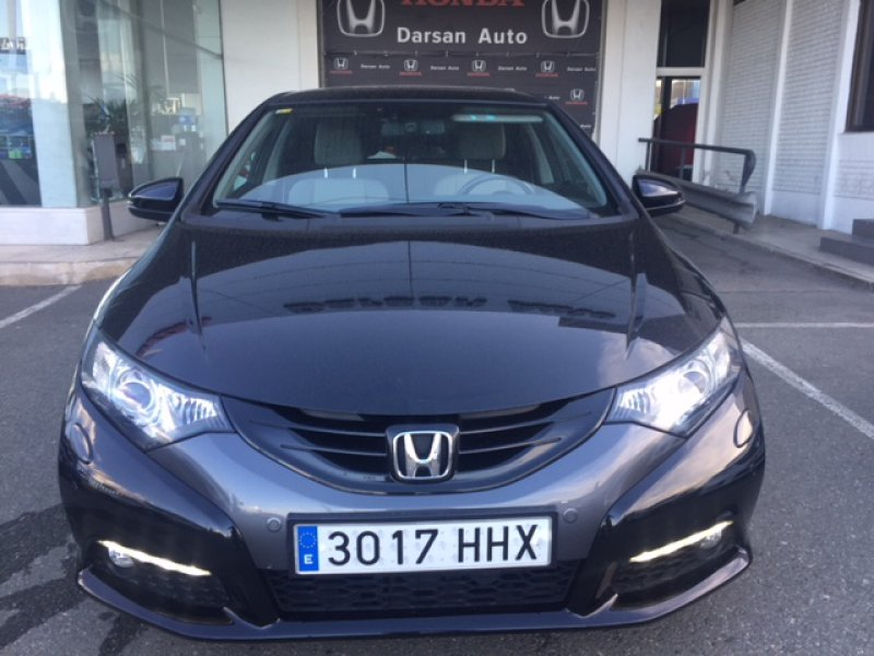 Honda Civic 2.2 i-CTDi Luxury
