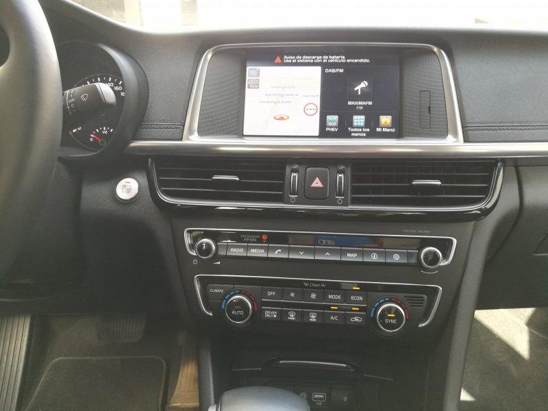 Kia Optima 2.0 GDi Híbrido Enchufable -