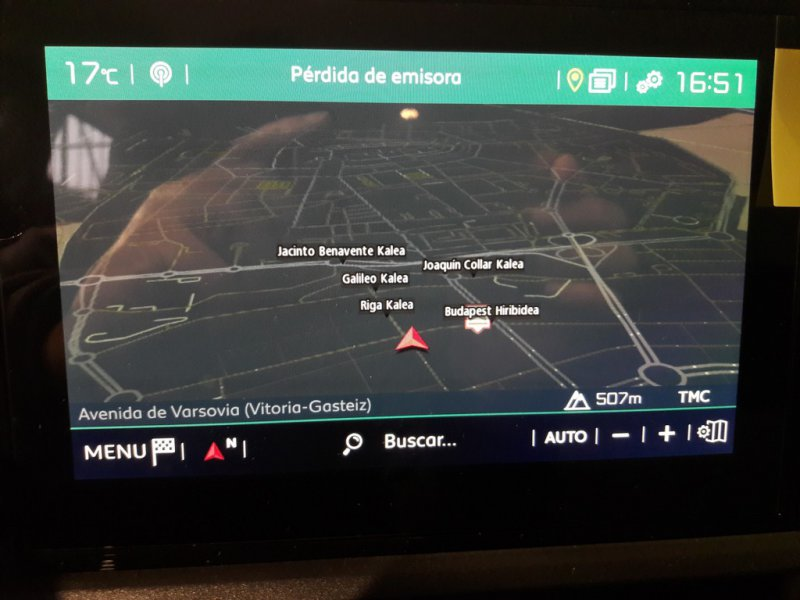 Citroen Berlingo Talla XL BlueHDi 100 SHINE  7 plazas. Shine