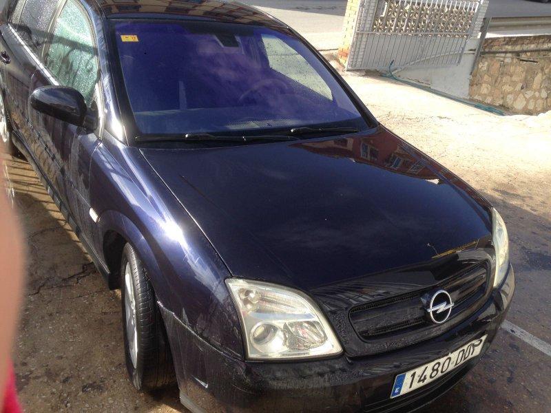 Opel Signum 2.2 DTI 16v -
