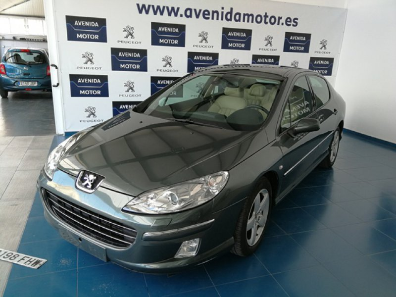 Peugeot 407 HDI 136 Automático ST Confort Pack