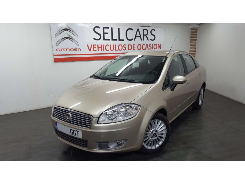 Fiat Linea 1.3 Multijet 16v 90 Emotion
