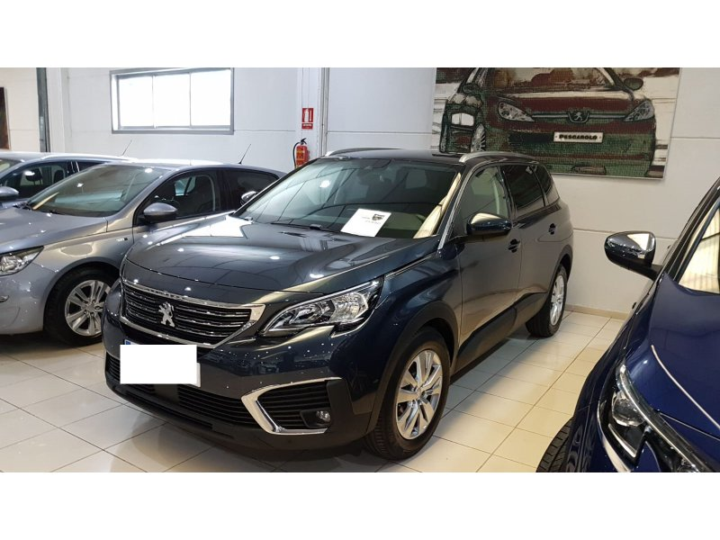 Peugeot 5008 Active 1.6L BlueHDi 88kW(120CV) S&S EAT6