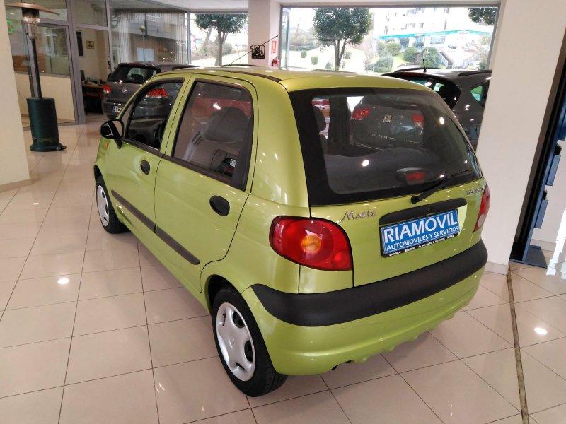Daewoo Matiz 0.8 S