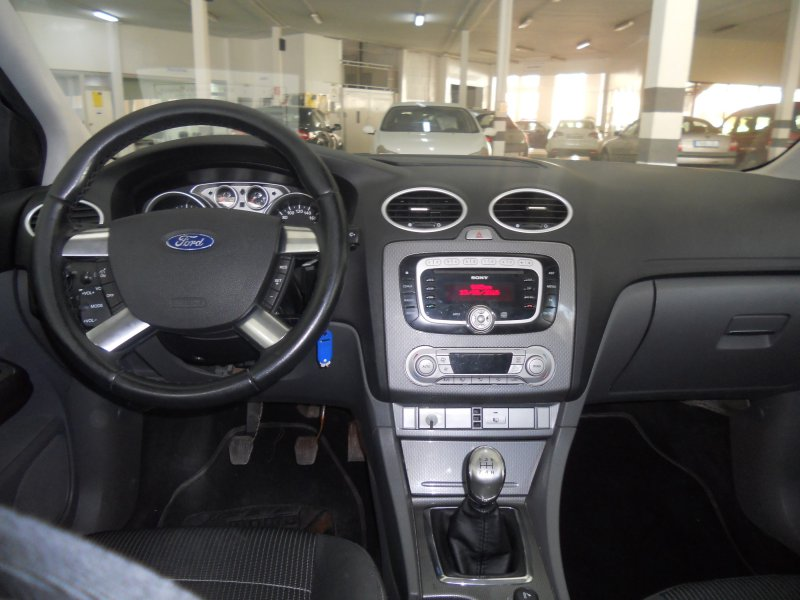 Ford Focus 1.8TDCI GHIA