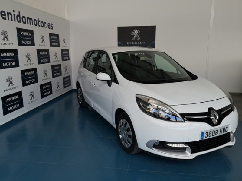 Renault Scénic dCi 95 eco2 Expression