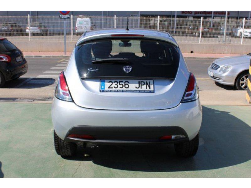 Lancia Ypsilon 1.2 Evo II Silver