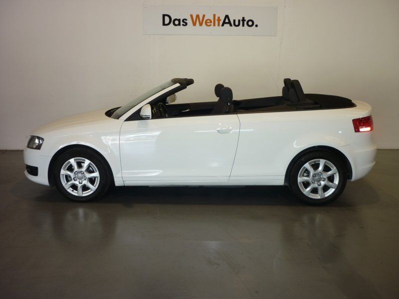 Audi A3 Cabrio 1.6 TDI Ambition