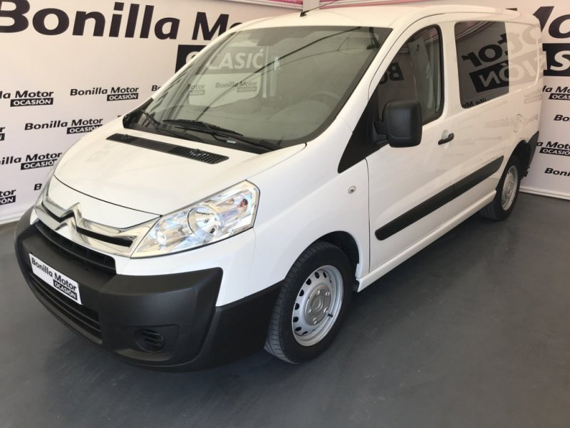 Citroen Jumpy HDi 125 Multispace 5/6 Plazas Attraction