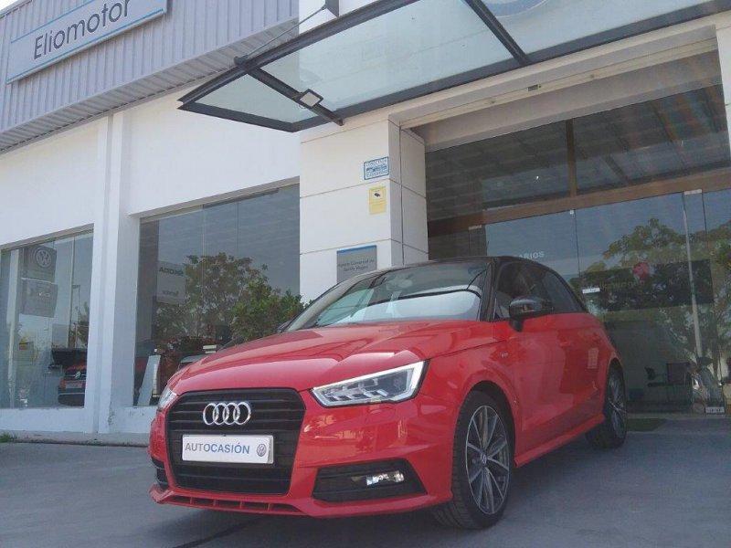Audi A1 SPORT BACK 1.6 TDI 116CV S tronic Adrenalin2