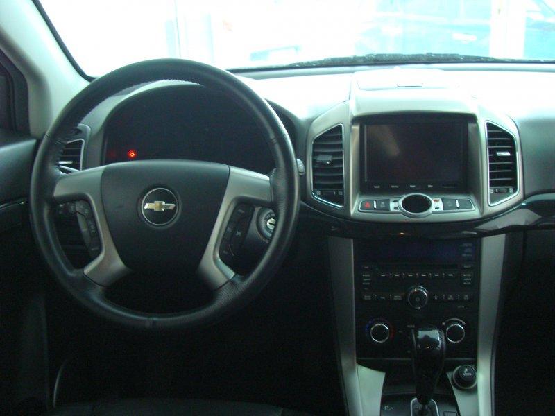 Chevrolet Captiva 2.2 VCDI 16V 7 Plazas AWD Auto LTZ
