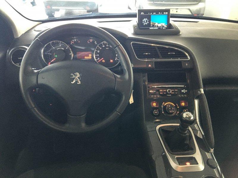 Peugeot 3008 1.6 BlueHDI 120 FAP Active