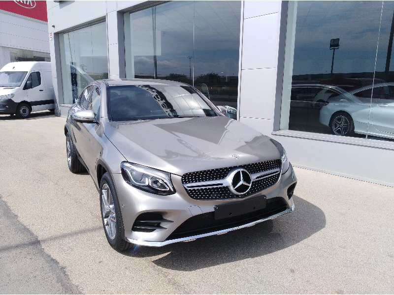 Mercedes-Benz GLC Coupé GLC 220 d 4MATIC -