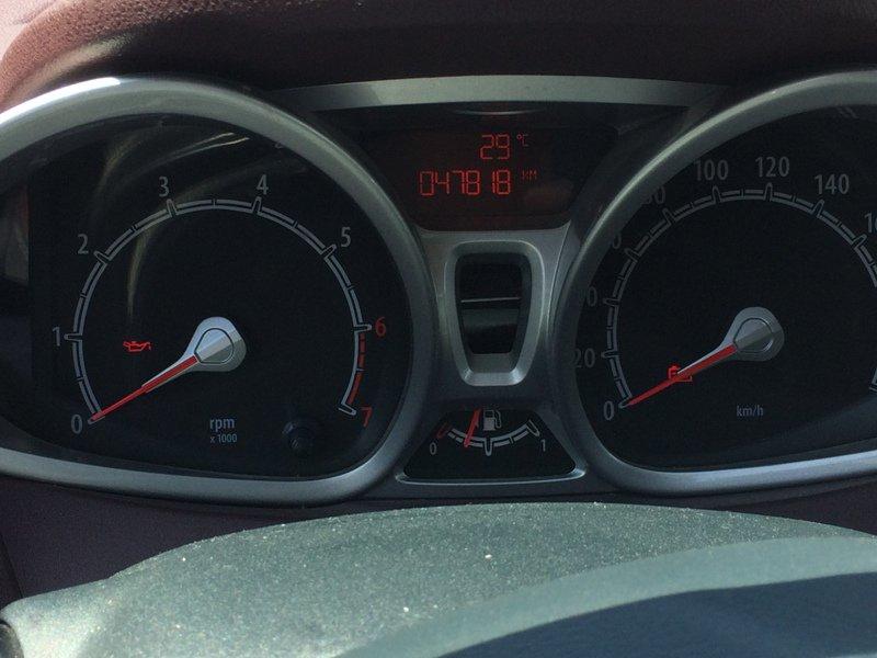 Ford Fiesta 1.400 Titanium