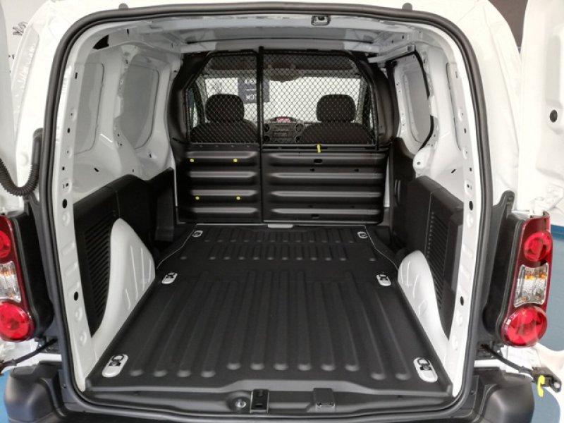 Peugeot Partner Furgón L1 BlueHDi 73KW (100CV) Confort