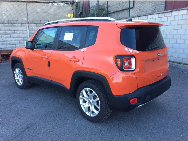 Jeep Renegade 1.4 Mair 4x2 140 CV Limited