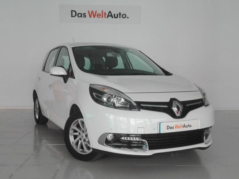 Renault Scénic dCi 110 auto EDC Dynamique