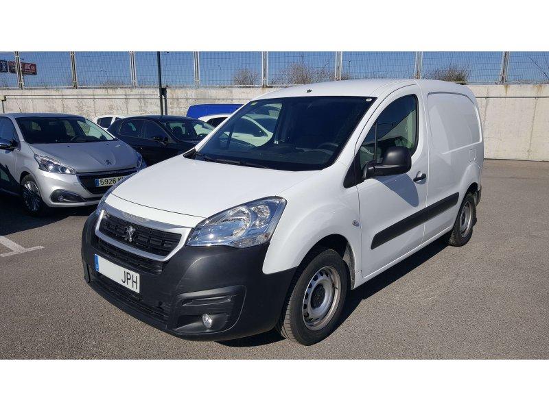 Peugeot Partner Furgón L1 1.6 HDi 90 Confort Pack