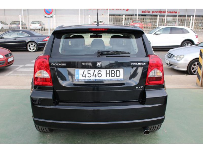 Dodge Caliber 2.0 CVT Confort SXT
