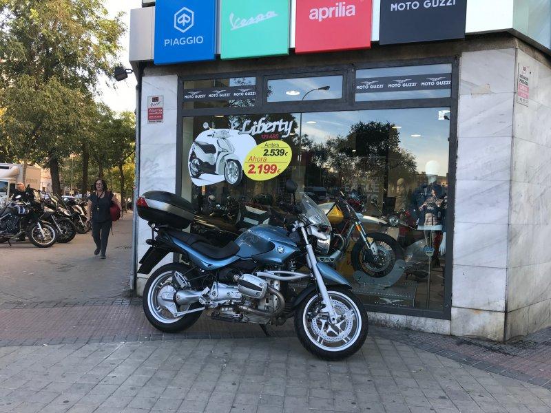 BMW-Moto R 1150 R 4 T