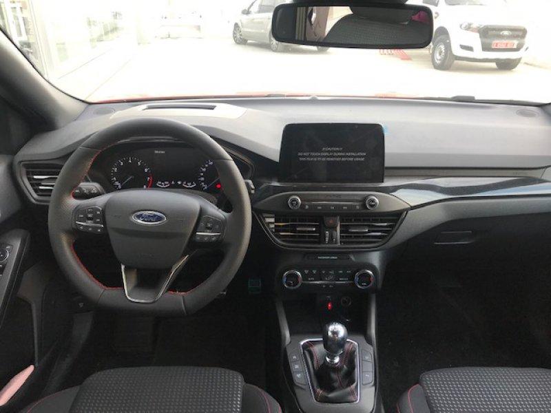 Ford Focus 1.0 Ecoboost S/S 92kW (125CV) ST-Line