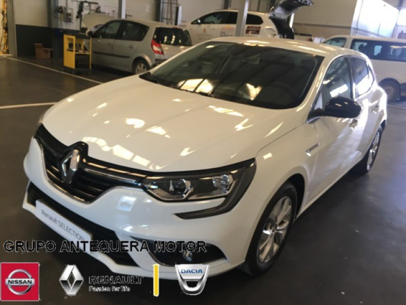 Renault Mégane Energy dCi 110 S&S Euro 6 Limited