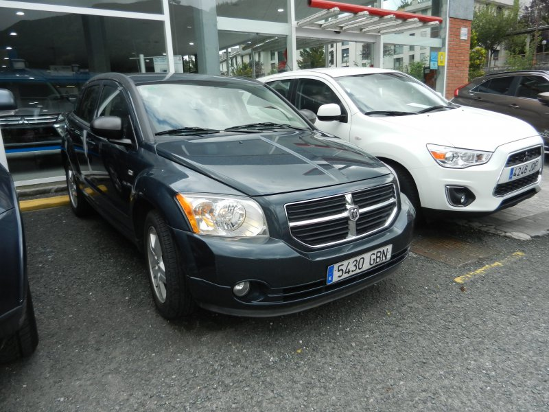 Dodge Caliber 2.0 CVT SXT Limited